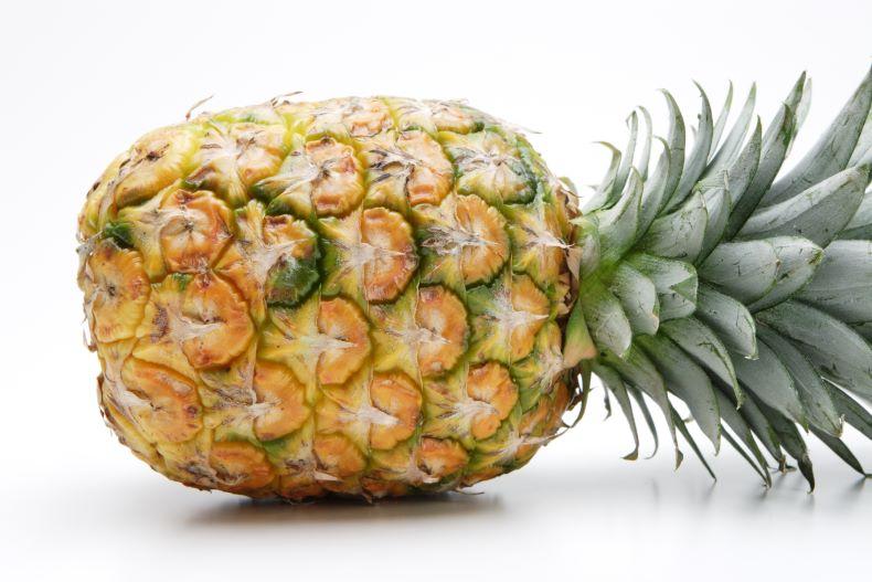 Eカップを果物に例えたらパイナップル