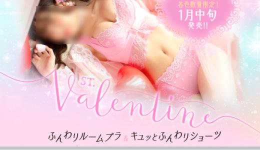 ふんわりルームブラのバレンタイン限定カラーとは?購入場所や金額は?